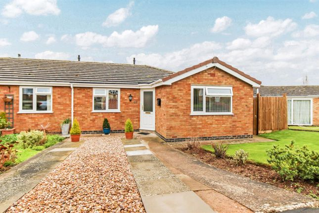 Thumbnail Semi-detached bungalow for sale in Holt Avenue, Bishops Tachbrook, Leamington Spa
