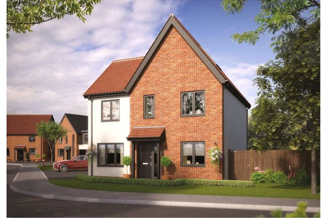 Thumbnail Link-detached house for sale in Plot 76 Wendover Park, Salhouse Road, Norwich