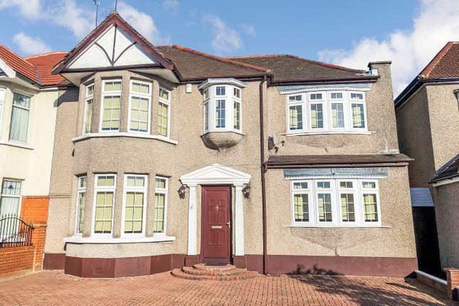 Semi-detached house in  Woodford Avenue  Gants Hill  Greater London