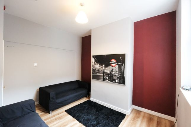 Thumbnail Shared accommodation to rent in Wellfield Road, Preston, Lancashire