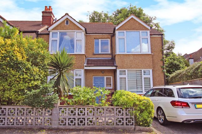 Thumbnail Semi-detached house to rent in Poplar Grove, New Malden