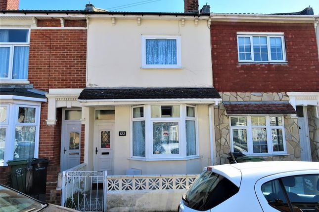 2 bed terraced house for sale in Drayton Road, North End, Portsmouth PO2