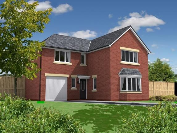 New Build Homes Shavington