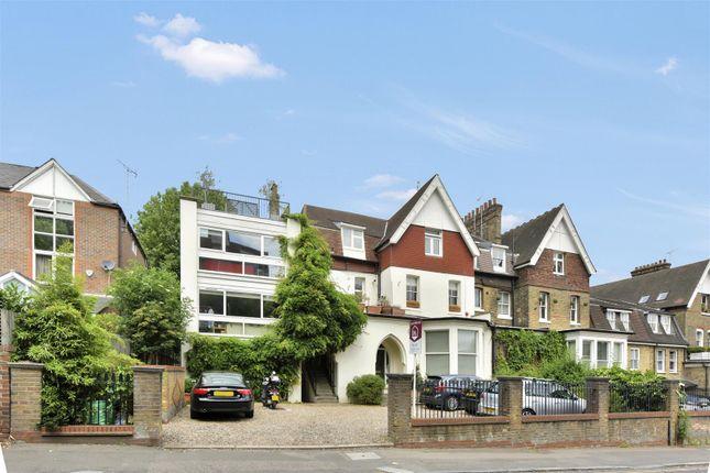 External of Hornsey Lane, Highgate N6