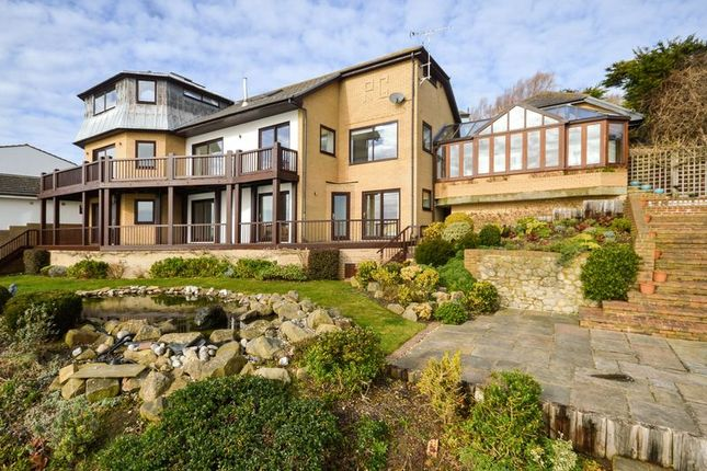 Thumbnail Detached house for sale in Temeraire Heights, Folkestone