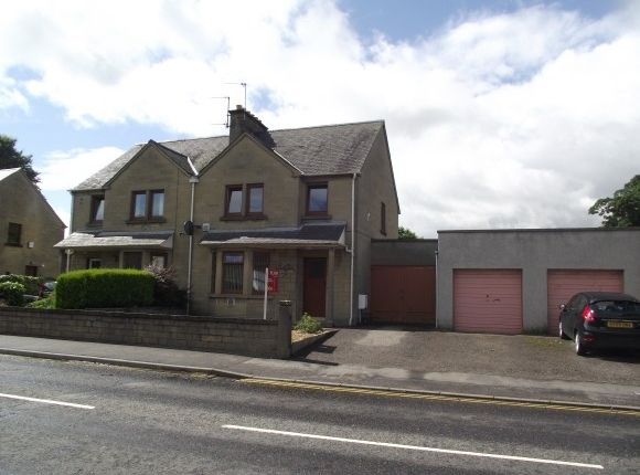 Thumbnail Semi-detached house to rent in Hay Street, Elgin