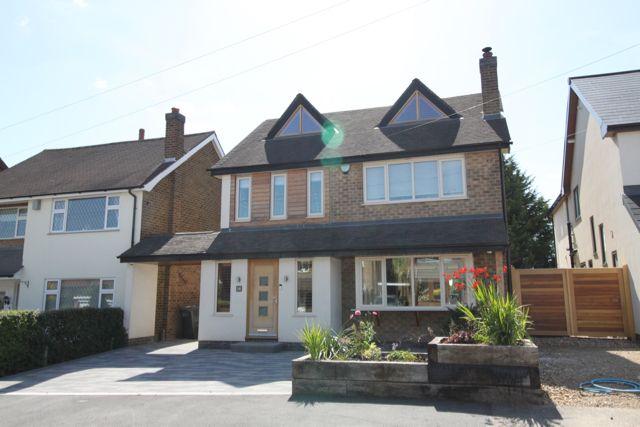 Thumbnail Detached house for sale in Parkside, Long Eaton