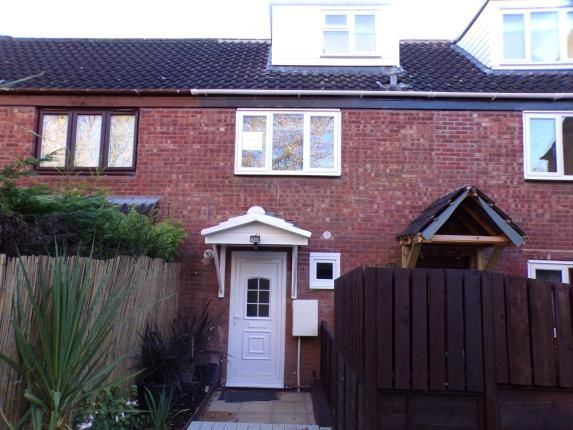 Thumbnail Flat for sale in Heronfield Close, Church Hill, Redditch, Worcestershire