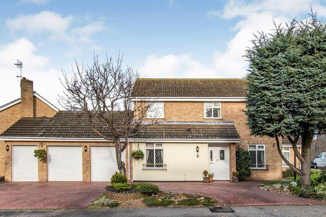 Thumbnail Detached house for sale in Beeching Drive, Gunton, Lowestoft