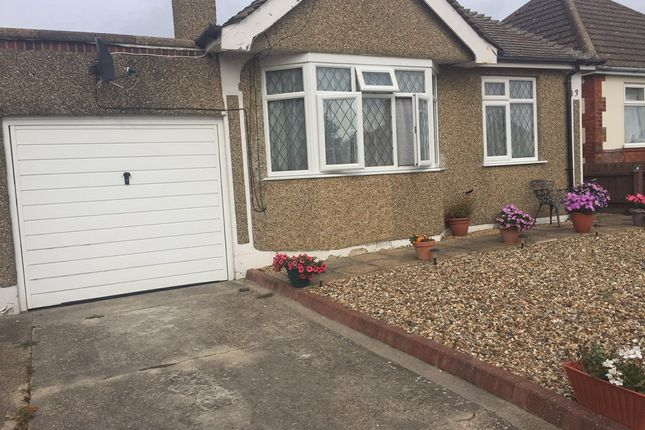 Thumbnail Detached bungalow for sale in Windsor Avenue, Clacton-On-Sea