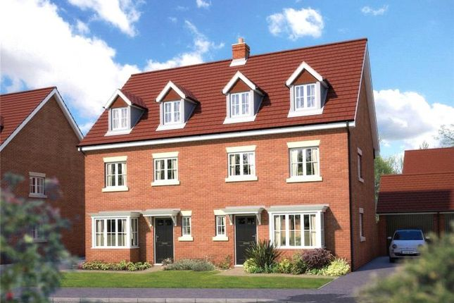 Thumbnail Semi-detached house for sale in Saxons Plain, Fulbeck Avenue, Worthing