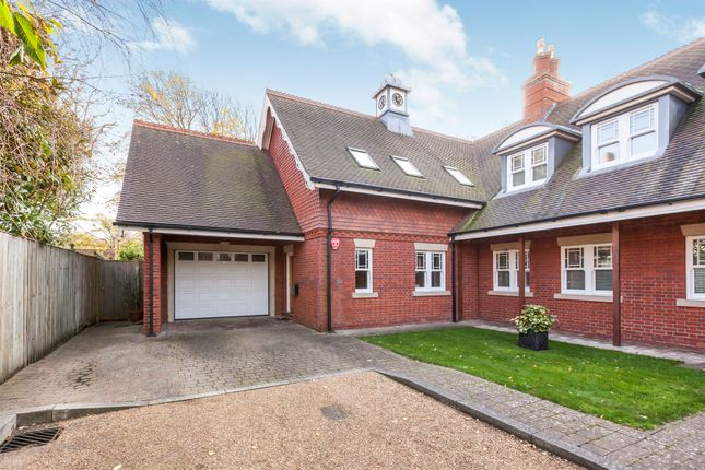 Thumbnail Semi-detached house for sale in Gaudick Place, Eastbourne