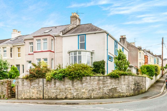 Thumbnail End terrace house for sale in North Road, Saltash