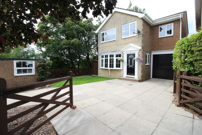 Thumbnail Detached house to rent in Ash Close, Ossett