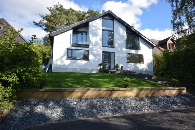 Thumbnail Detached house for sale in Hillside Road, Corfe Mullen
