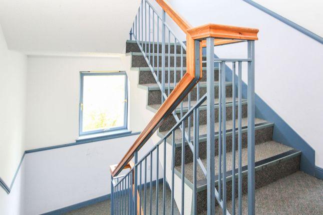 Staircase of 461 Holburn Street, Aberdeen AB10