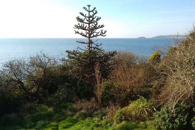 Thumbnail Land for sale in Downderry, Torpoint
