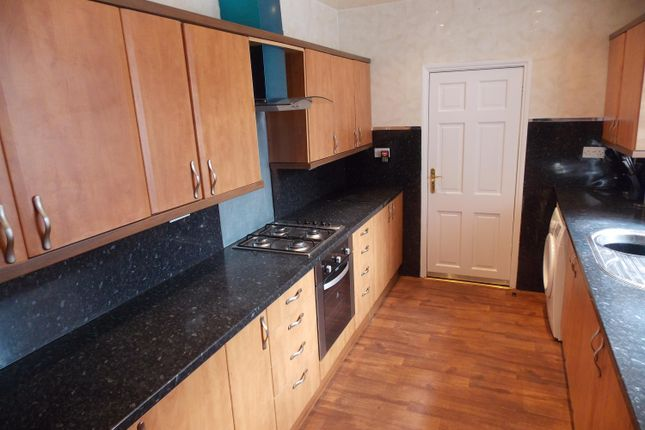 3 bed terraced house to rent in Mansfield Avenue, Thornaby, Stockton-On-Tees TS17