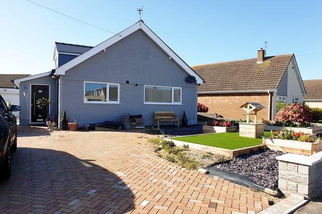 Thumbnail Detached bungalow for sale in West Park Drive, Nottage, Porthcawl