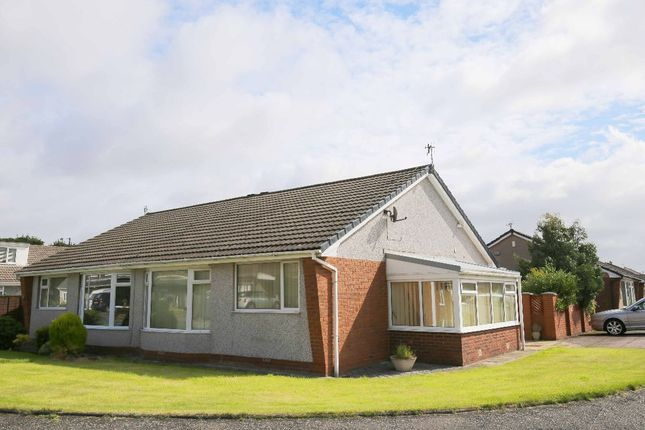 Thumbnail Bungalow for sale in Wentworth Crescent, Westgate, Morecambe