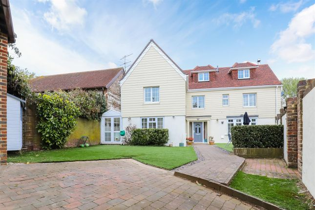 Thumbnail Detached house for sale in Coombes Road, Lancing