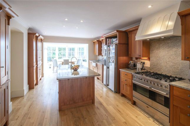 Kitchen of Clifton Hill, St John's Wood, London NW8