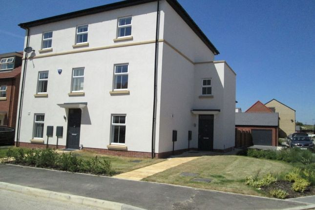 Thumbnail Semi-detached house for sale in Seals Drive, Ackworth, Pontefract