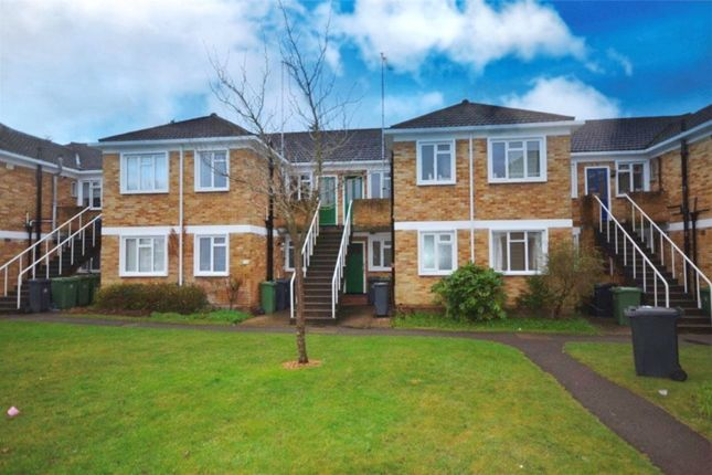 Thumbnail Maisonette for sale in Abbey Court, Camberley, Surrey