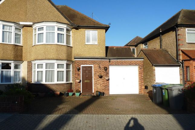 Thumbnail Semi-detached house for sale in Northwick Avenue, Kenton