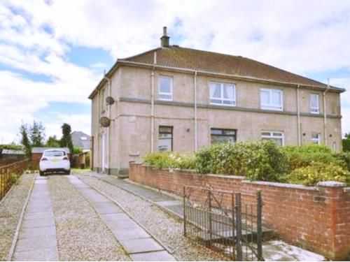 Thumbnail Flat to rent in Sinclair Street, Stevenston
