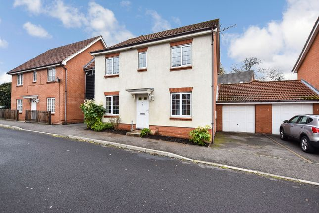 Thumbnail Link-detached house for sale in Ethelreda Drive, Thetford