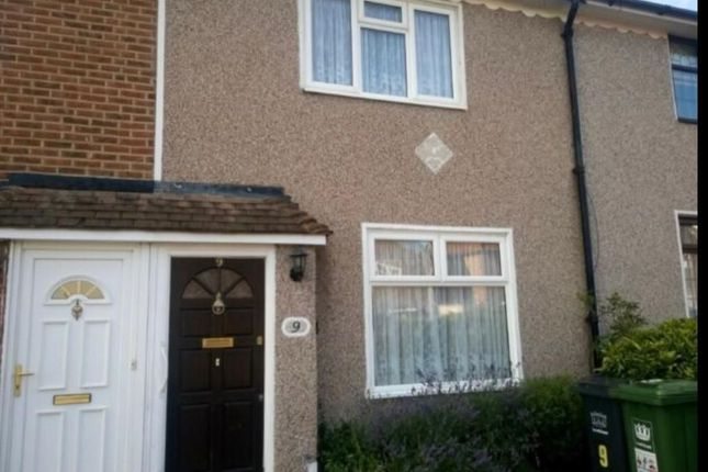 Thumbnail Terraced house to rent in Goudhurst Road, Downham, Bromley