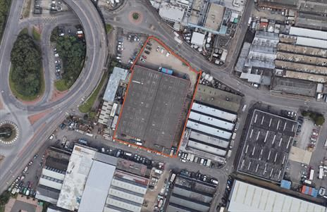Thumbnail Industrial for sale in Nobel Road, Enfield
