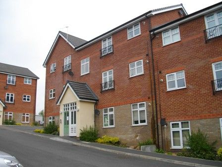 Thumbnail Flat to rent in Lyme Court, Newman Street, Hyde
