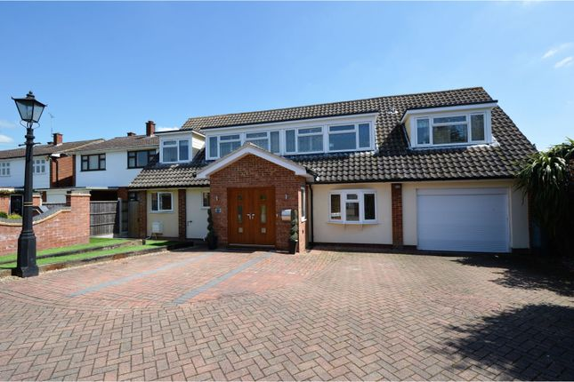 Thumbnail Detached house for sale in Honey Close, Brentwood