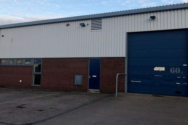 Thumbnail Industrial to let in 60C Lord Avenue, Teesside Industrial Estate, Thornaby
