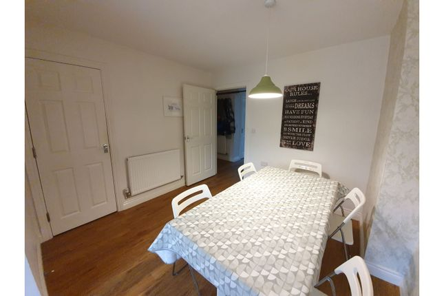 Dining Area of Head Weir Road, Cullompton EX15