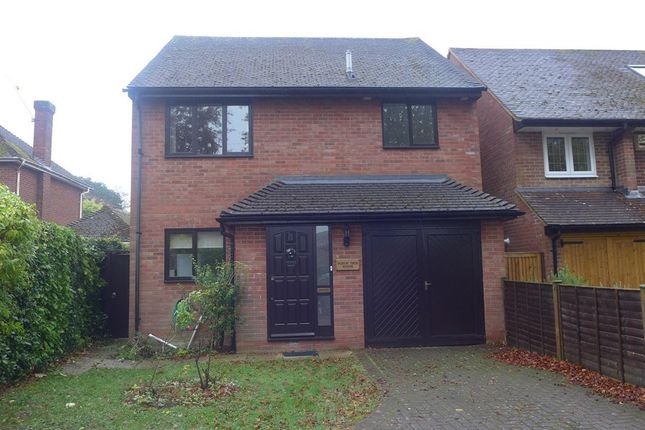 Thumbnail Detached house to rent in Beech Tree House, Aylesbury Road, Princes Risborough, Bucks