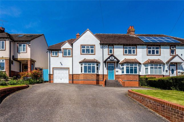 Thumbnail Semi-detached house for sale in Luddington Road, Stratford-Upon-Avon