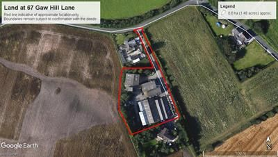 Thumbnail Commercial property for sale in Gaw Hill Lane, Aughton, Ormskirk, Lancashire
