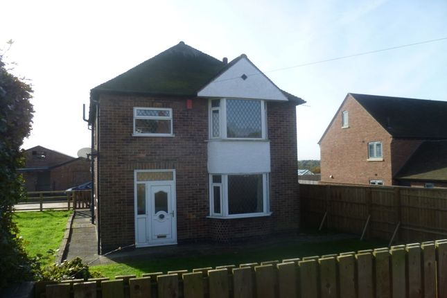 Thumbnail Detached house to rent in Ashby Road, Donisthorpe, Swadlincote