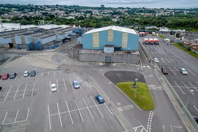 Thumbnail Industrial for sale in Swansea Enterprise Park, Swansea