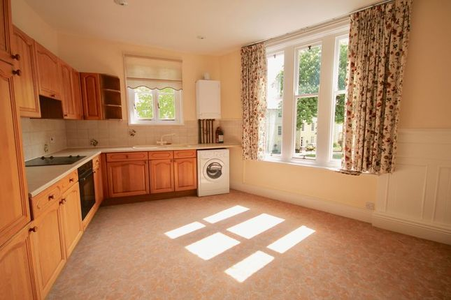 Thumbnail Flat to rent in Albert Road, Dorchester