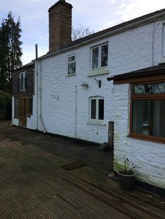 Thumbnail Detached house to rent in Meekswell Lane, Symonds Yat West, Herefordshire