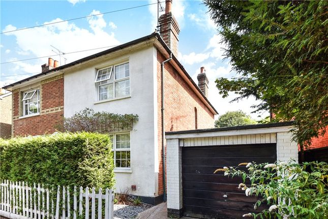 Thumbnail Semi-detached house for sale in Kings Ride, Camberley, Surrey