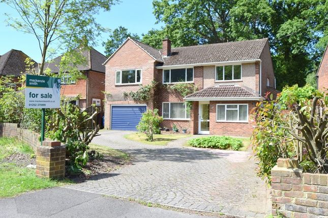 Thumbnail Detached house for sale in St. Michaels Road, Farnborough