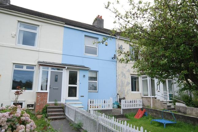 Thumbnail Terraced house for sale in Stanley Place, Plymouth
