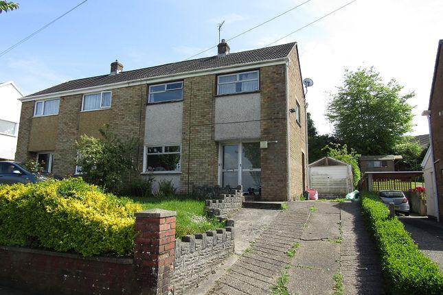 Thumbnail Property to rent in Carmel Road, Winch Wen, Swansea.