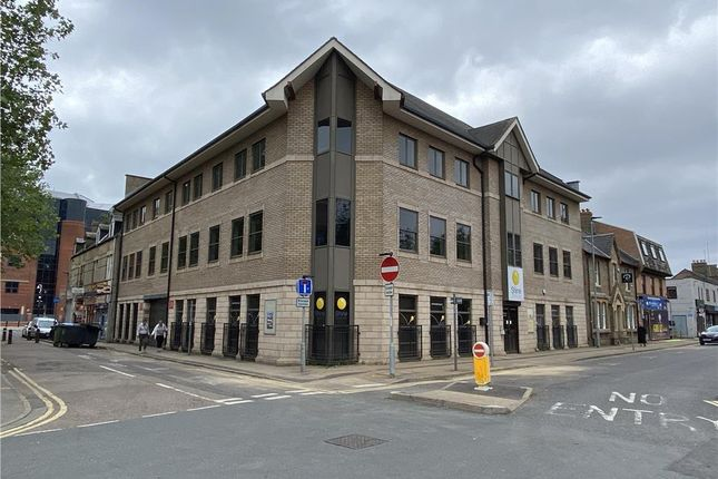 Thumbnail Office for sale in Park Road, Peterborough