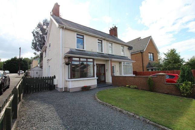 Thumbnail Semi-detached house for sale in Ballynahinch Road, Lisburn